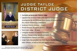 Judge Tayloe