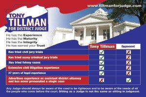 Political direct mail