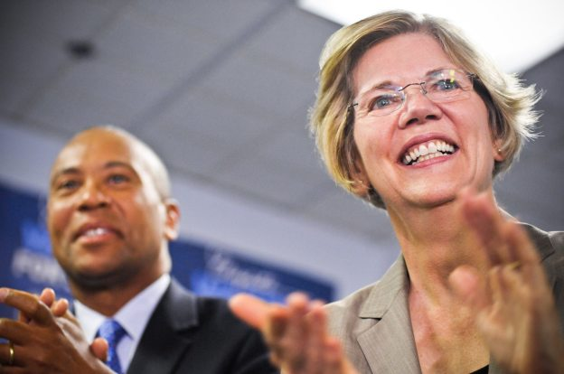 , Clinton scalps Warren in Howie Carr/Gravis poll of Bay State Dems, Gravis, Gravis