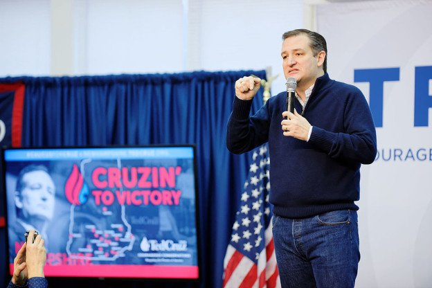 Ted Cruz IVR Survey Automated Phone Calls